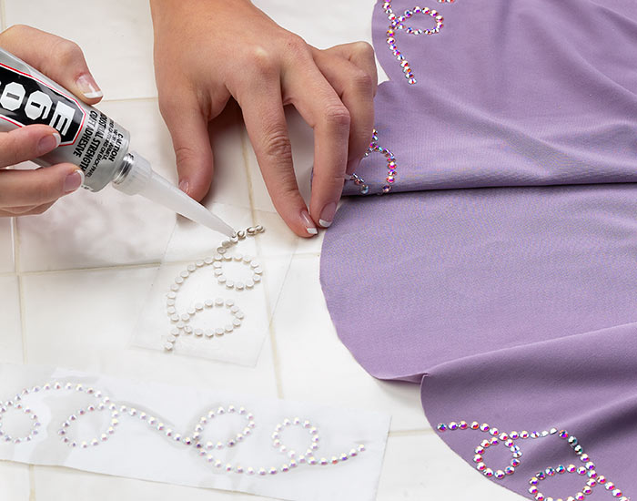 Cool Tool Of The Day Hot Fix Transfer Paper Rhinestones