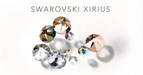 2088 Xirius crystals