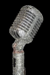 Luxury Microphone